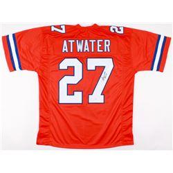 Steve Atwater Signed Broncos Jersey (JSA COA)