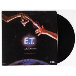 "John Williams Signed ""E.T. the Extra-Terrestrial"" Original Movie Soundtrack Vintage LP Record Album"