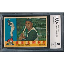1960 Topps #326 Roberto Clemente (BCCG 8)