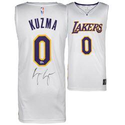 Kyle Kuzma Signed Lakers Jersey (Fanatics)