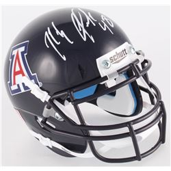 Rob Gronkowski Signed Arizona Wildcats Mini Helmet (Radtke COA)