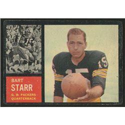 1962 Topps #63 Bart Starr