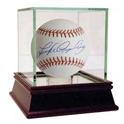 Luke Appling Signed OAL Baseball (JSA Hologram)