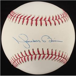 Mariano Rivera Signed OML Baseball (JSA COA)