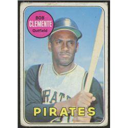 1969 Topps #50 Roberto Clemente