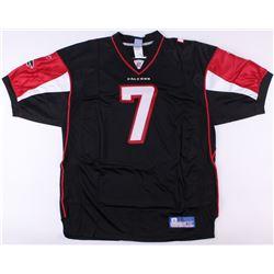 Michael Vick Signed Falcons Jersey (Schwartz COA)