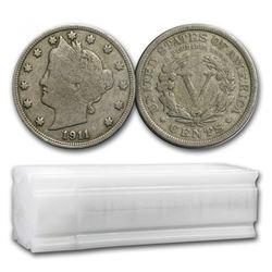 Lot of (80) Liberty V Nickels