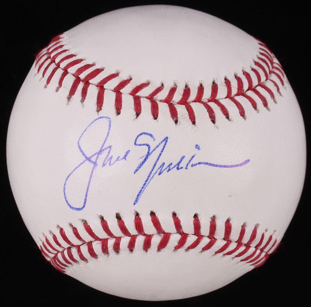 f93f5ea699a Image 1 : Jack Nicklaus Signed OML Baseball (JSA ALOA)