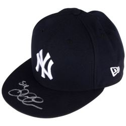 "Didi ""Sir Didi"" Gregorius Signed Yankees New Era Baseball Hat (Fanatics Hologram)"