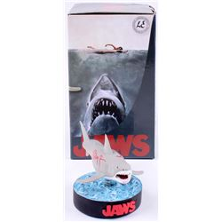 Richard Dreyfuss Signed Jaws Bruce Shark Premium Motion Statue (Beckett COA)