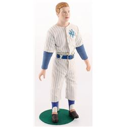"Mickey Mantle Yankees LE Vintage Sports Impressions 14"" Porcelain Figure"
