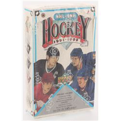 Factory Sealed Complete Set of (701) 1991-92 Upper Deck Hockey Cards