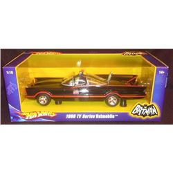 Hot Wheels 1:18 Scale 1966 Batmobile