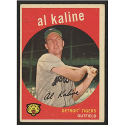 1959 Topps #360 Al Kaline