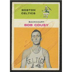 1961-62 Fleer #10 Bob Cousy