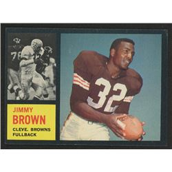 1962 Topps #28 Jim Brown