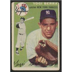 1954 Topps #50 Yogi Berra