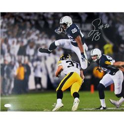 Saquon Barkley Signed Penn State Nittany Lions 16x20 Photo (JSA COA)