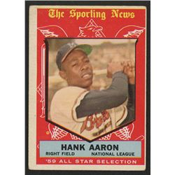 1959 Topps #561 Hank Aaron AS