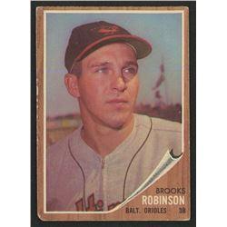 1962 Topps #45 Brooks Robinson