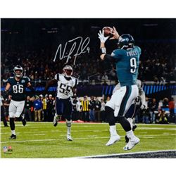 Nick Foles Signed Eagles 16x20 Photo (Fanatics Hologram)