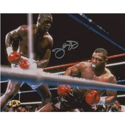 "James ""Buster"" Douglas Signed 8x10 Photo (MAB Hologram)"