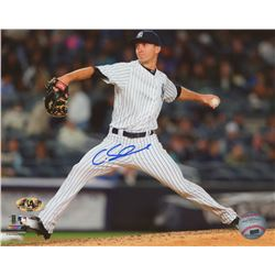 Chasen Shreve Signed Yankees 8x10 Photo (MAB Hologram)