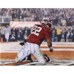 Mark Ingram Signed 16x20 Photo (Fanatics Hologram)