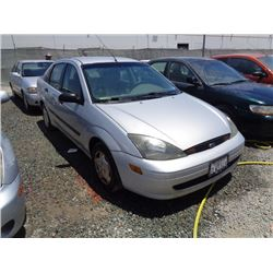 FORD FOCUS 2003 T-DONATION