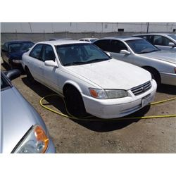 TOYOTA CAMRY 2000 APP  DUP/T-DON