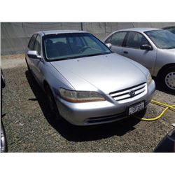 HONDA ACCORD 2002 L/S-DONATION