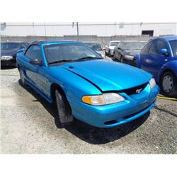 FORD MUSTANG GT 1994 T-DONATION