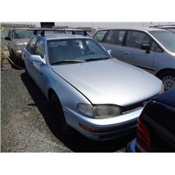 TOYOTA CAMRY 1992 T-DONATION