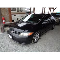 HONDA CIVIC 2007 T/REPO