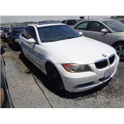 BMW 328I 2007 T/REPO