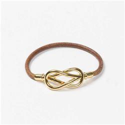 HERMES Bracelet Interlocking Closure