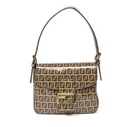 FENDI Square Flap Handbag