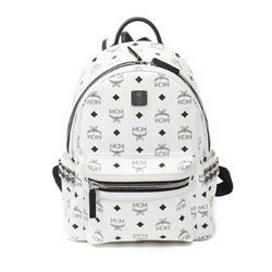 MCM Stark Backpack Side Studs PM