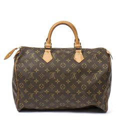 LOUIS VUITTON Speedy 35 CM
