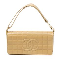 CHANEL Rectangular Chocobar Bag