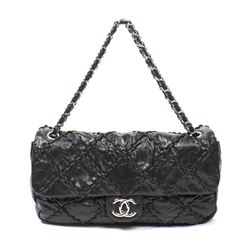 CHANEL Rectangular Single Flap GM