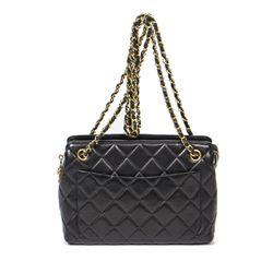 CHANEL Vintage Shoulder Bag