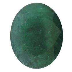 4.2 ctw Oval Emerald Parcel