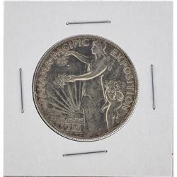 1915-S Half Dollar Panama Pacific Exposition Commemorative Coin