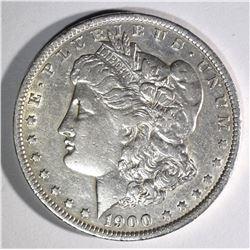 1900-O/CC MORGAN DOLLAR, XF+