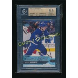 Beckett Graded 9.5 Mitch Marner Upper Deck Rookie