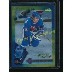 1994-95 Score Gold Line #13 Garth Butcher