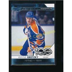 17-18 UD Centennial Standouts Wayne Gretzky