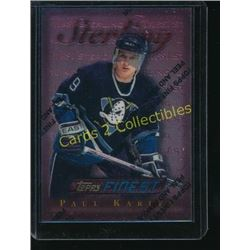 1995-96 Finest Bronze #165 Paul Kariya