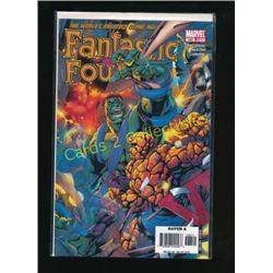 Marvel Fantastic Four #533